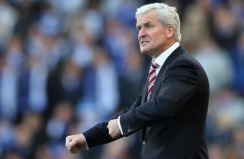 BBC: Southampton nærmer sig Mark Hughes