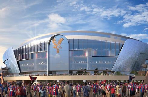 Palace-boss åbner op for salg af stadionnavn