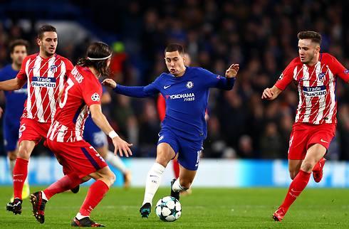 Hazard begejstret for Giroud-samarbejde