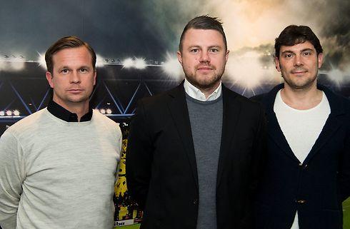 Tobias Linderoth bliver træner i Elfsborg