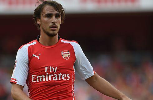 Malaga henter tidligere Arsenal-talent