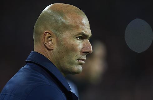 Zidane inden PSG: Ikke mere pres end normalt