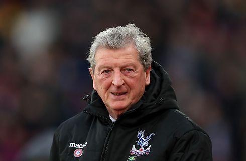 Palace forlænger med Roy Hodgson