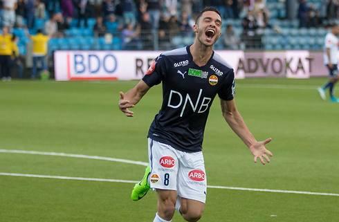Bassel Jradi lynede igen for Hajduk Split