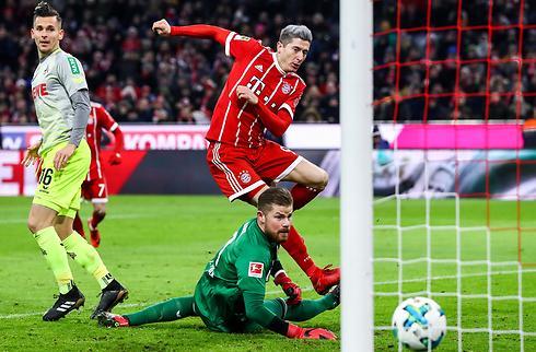 Bayern uden profiler mod Leverkusen