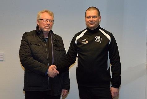Morten Christiansen ny cheftræner i Odense Q