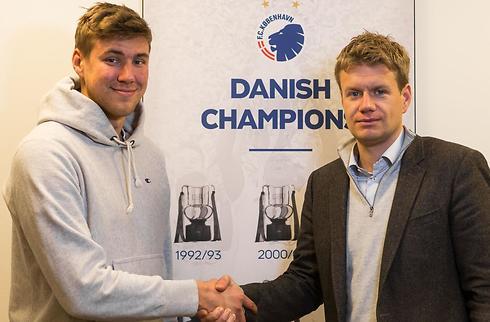 Officielt: FCK køber Horsens-keeper