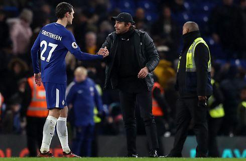 Conte: AC bliver Chelsea-kaptajn en dag