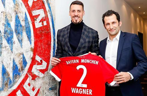 Officielt: Sandro Wagner i Bayern til 2020