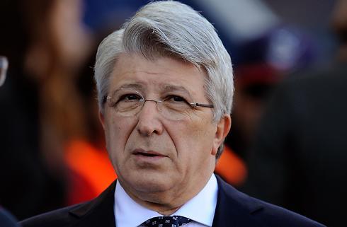 Atletico-boss: Kæmper for titlen til det sidste