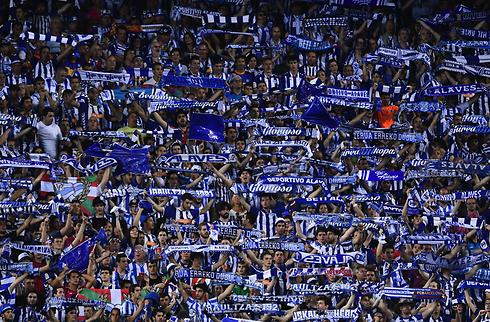 Alaves henter midtbane hos Reals reserver