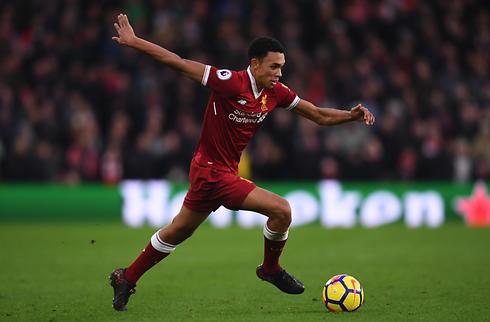 Ung back roser stabil Liverpool-defensiv