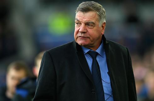 Everton fyrer Sam Allardyce