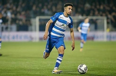 Zwolle-chef: Namli har landsholdsniveau