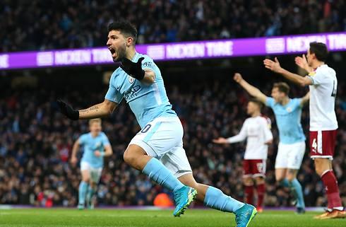 Sergio Aguero: Bedste sæson i min City-tid