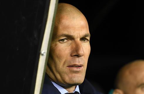 Zidane fokuserer ikke på sin fremtid