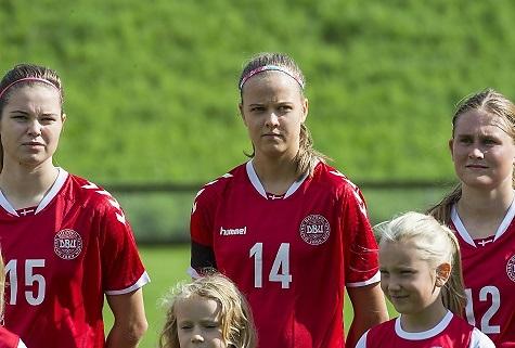 Caroline Møller glad for A-landsholdsudtagelse
