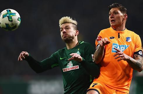 Delaney-løse Werder fik point mod Hoffenheim