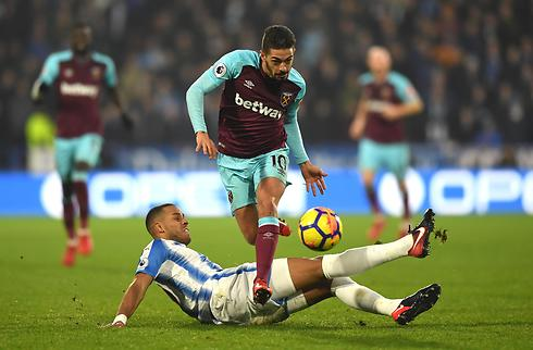 Skarpe West Ham straffede Huddersfield