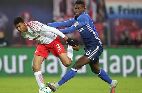 Leipzig slog Schalke i tysk topbrag