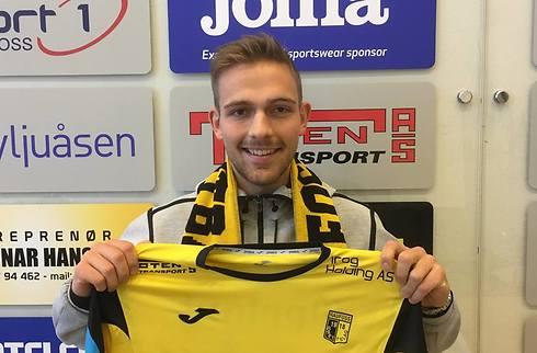 Mikkel Maigaard skifter til norske Raufoss