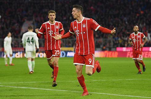 Kritik fik Lewandowski til at ønske Bayern-exit