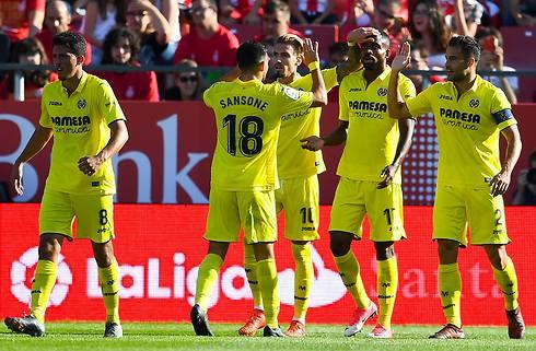 Villarreal sælger talentfuld back til Alaves