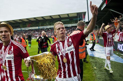 Bekræftet: Kasper Kusk skifter hjem til AaB