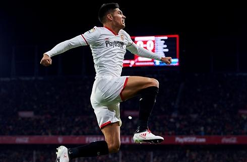 Sevillas ti mand hentede sen sejr