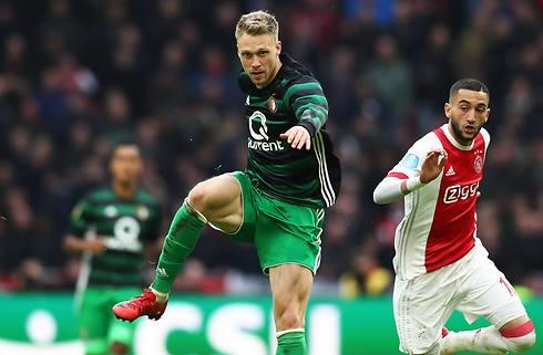 Nicolai J. jagter stabilt år i Feyenoord