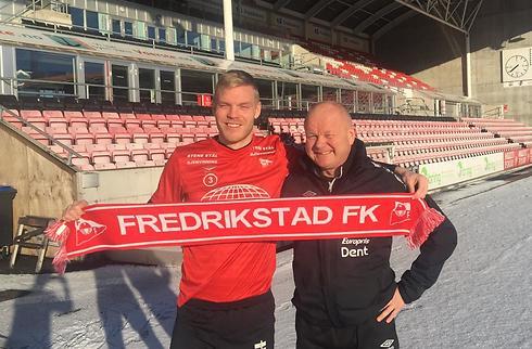 Mads Nielsen rykker til Fredrikstad