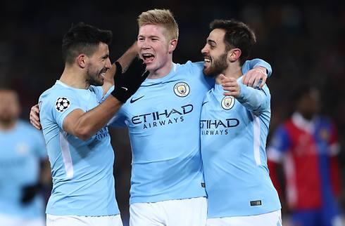 Manchester City legede sig til storsejr