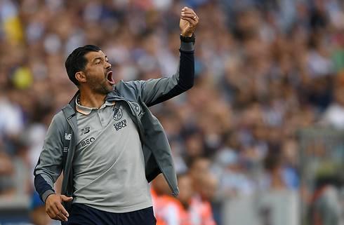 Porto-boss: Emotionelt at være tilbage i Rom