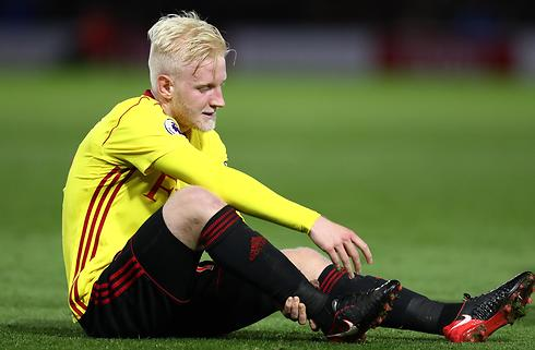 Will Hughes nærmer sig Watford-comeback
