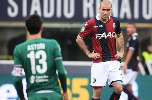 Bologna uden Rodrigo Palacio i en måned