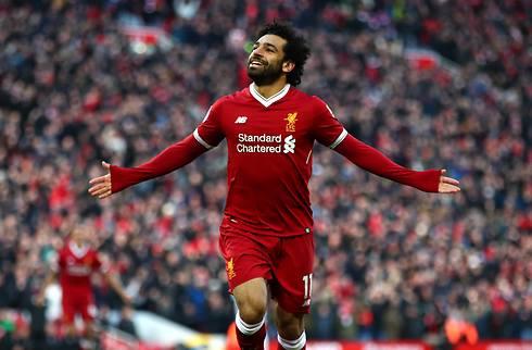 Liverpool forlænger med Salah