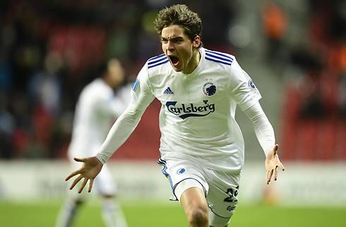 Robert Skov sikrede FCK sejren i Finland