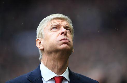Wenger efter nederlag: Historien om sæsonen