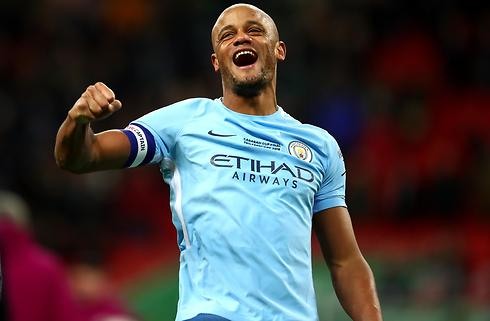 Kompany stolt over City-reaktion mod Spurs