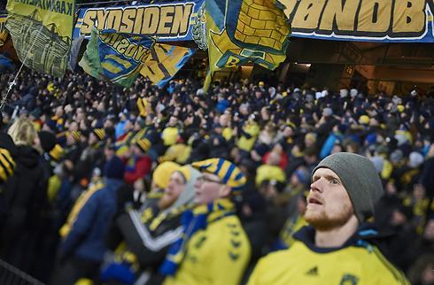 Ny dom: Brøndby uden fanafsnit i Horsens