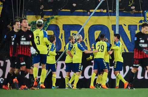 Superliga-toppen leverer bunker af mål