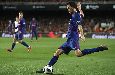 Busquets inden Chelsea: Spiller for at vinde