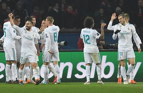 Real Madrid og Bayern tørner sammen i CL