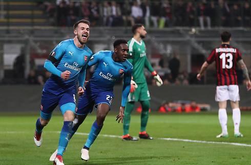 Ramsey: Vi spiller som står det 0-0