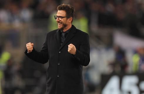 Stolt Roma-træner: På vej mod noget stort