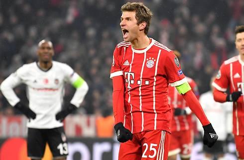 Müller glæder sig til vild atmosfære