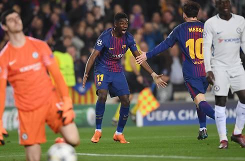 Messi tryllede igen og sendte Chelsea ud
