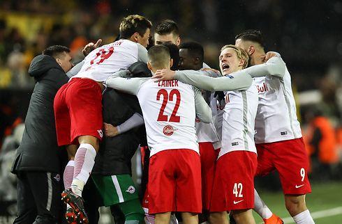 Salzburg bankede Rosenborg trods Mike J-mål