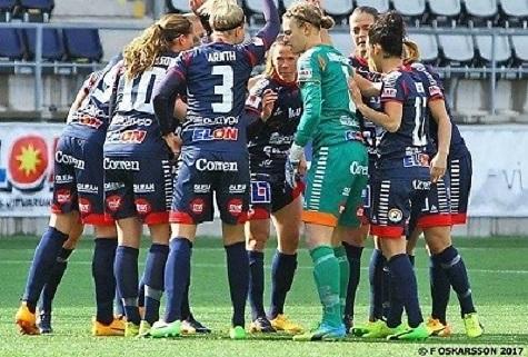 Danskerklubben Linköpings åbnede med sejr
