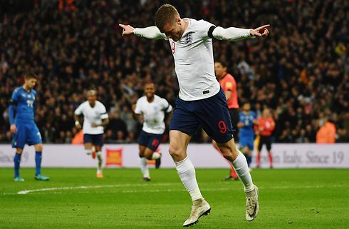 Vardy: England er som Leicester
